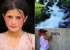 Acqua Viva Popolazione Hunza